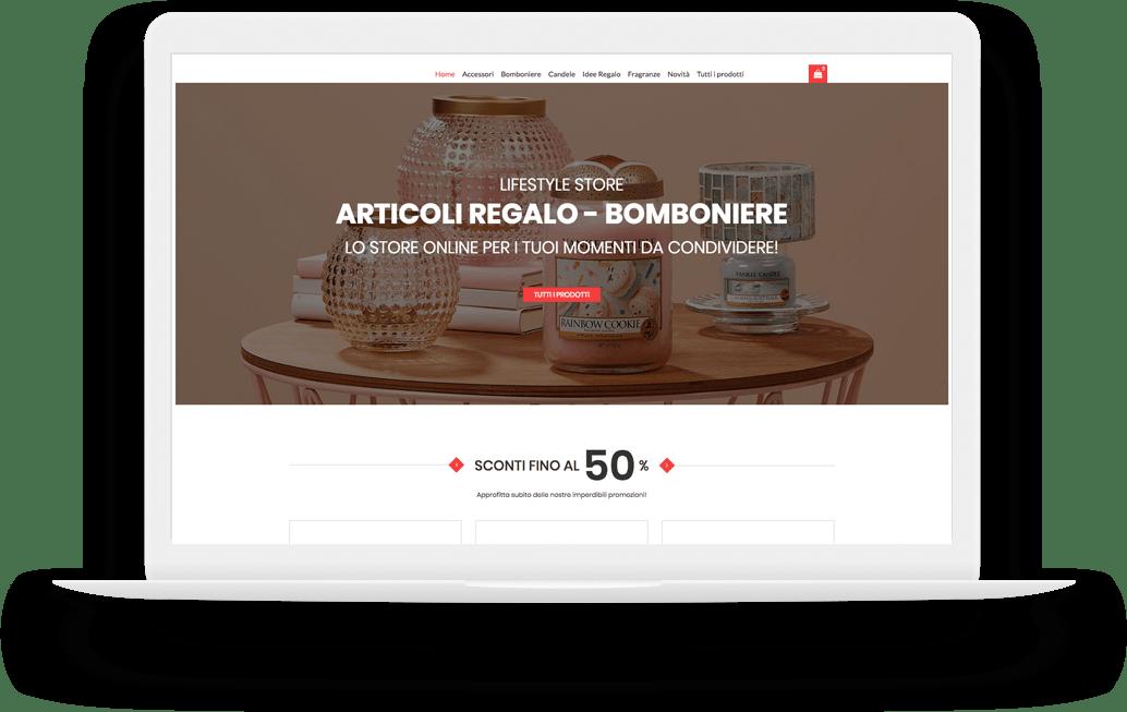 Life Style Store :: Ecommerce